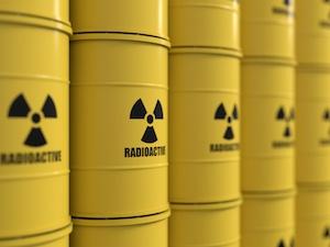бочки с ядерными отходами