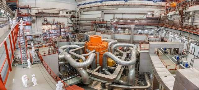 реактор бн 800