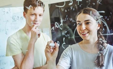 студенты расчеты исследования