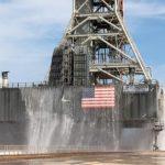NASA показало яркий старт ракеты к 45-летию миссии