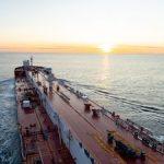 Через терминал «Ворота Арктики» отгружена юбилейная партия нефти сорта Novy Port