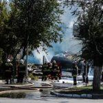 На АЗС в Волгограде взорвался газ