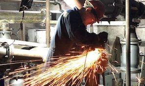 ремонтные работы болгарка котельная