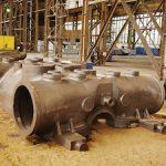 Энергомашспецсталь изготовила отливки корпуса турбины для Славянской ТЭС