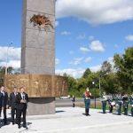 В Сарове открыт памятник испытателям отечественного ядерного оружия
