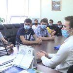 Преддипломники-атомщики двух украинских вузов овладеют навыками профессии в 6 подразделениях Запорожской АЭС