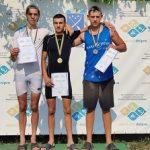 Воспитанник ДЮСШ Запорожской АЭС стал призером чемпионата Украины по гребле на байдарках и каноэ