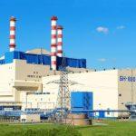 Белоярская АЭС выработала в августе свыше 570 млн кВт/ч