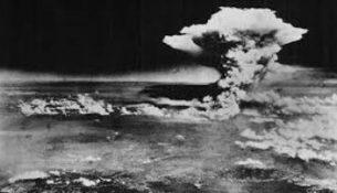 Ядерный взрыв Хиросима
