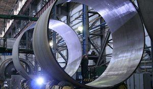 цилиндрические обечайки для корпусов гидроёмкостей системы пассивного залива активной зоны реактора