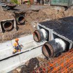 Екатеринбургская теплосетевая компания меняет стратегически важный участок тепломагистрали М-2