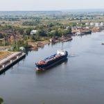 «Князь Владимир» доставил в Нижнекамск оборудование для нового олефинового комплекса «Нижнекамскнефтехима»