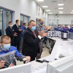 На пусковом энергоблоке №6 Ленинградской АЭС впервые зафиксирована ядерная реакция