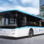 В тестовую эксплуатацию по маршрутам Челябинска отправится автобус на СПГ