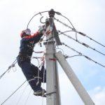 «Россети Ленэнерго» смонтировали самонесущий изолированный провод на 113 воздушных линиях в Ленинградской области