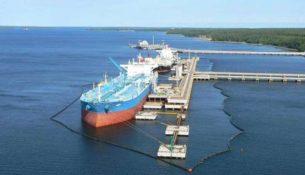танкер «Nordindependence»