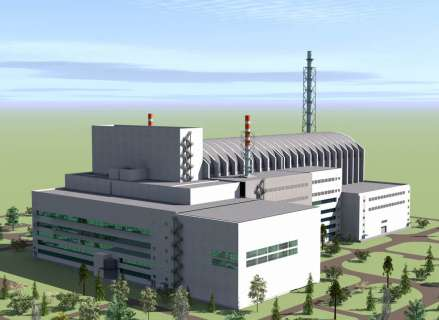 Исследовательская ядерная установка МБИР