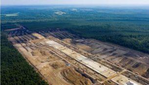 аэропорт Тобольска строительство
