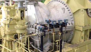Паровая турбина Калужский турбинный завод