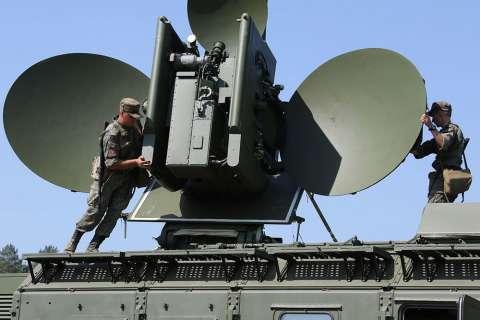 учения военных частей радиоэлектронной борьбы