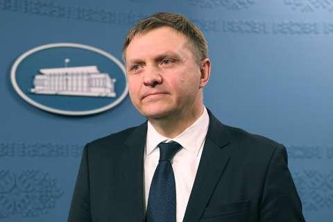 Александр Червяков министр экономики
