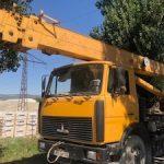 В пригороде Новороссийска автокраном повреждена ЛЭП 110 кВ «Кирилловская-Южная»