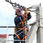 Джанкойский РЭС реконструировал электрические сети в селах Чайкино и Целинное
