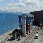 Ветрозащитные экраны «Восточного Порта» выдержали натиск супертайфунов