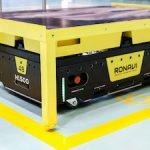 Робот Ронави умеет работать автономно на складах паллетного или стеллажного хранения