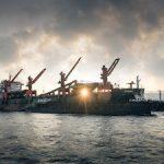 Угольный морской порт «Шахтерск» обработал сотый балкер