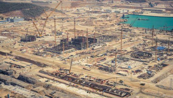 АЭС «Аккую» строительство