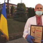 Александр Хачко с Запорожской АЭС стал «Героем-спасателем года» за помощь утопающей девочке