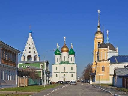 Успенский собор Коломна