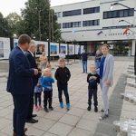 В венгерском городе Пакш открылась выставка «Атомный век. 75 лет на службе людям»