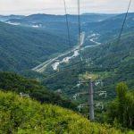 «Сочинские электрические сети» отремонтировали 370 км воздушных ЛЭП