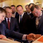 Зампред правительства РФ Юрий Борисов оценил цифровую систему охраны периметра на гелевых батареях