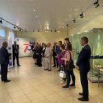 Совместная фотовыставка Росатома и МИДа РФ открылась в Москве