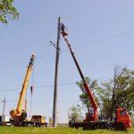 В Веселовском районе Ростовской области электроснабжение 6 населенных пунктов стало надежнее