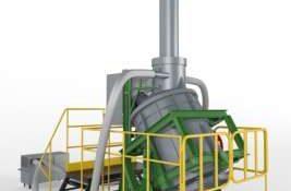 установка для обезвреживания ПХБ-отходов