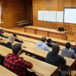 Студентам-энергетикам рассказали о концепции цифровой трансформации и энергосбережении