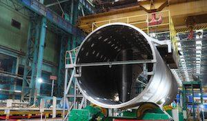 парогенератора для энергоблока АЭС
