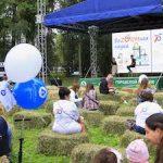 Пикник на обочине: Курская АЭС устроила в Курске первый фестиваль уличной еды