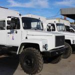 26 новых автомобилей пополнят парк новосибирского «РЭС» для обслуживания «умных счетчиков»