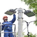 В Санкт-Петербурге светильники с ртутными лампами уйдут в прошлое до конца 2020 года