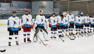 Хоккейная команда филиала «Россети Центр Костромаэнерго»