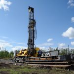 «Русбурмаш» пробурил контрольные скважины с керном на Хиагдинском месторождении урана в Бурятии