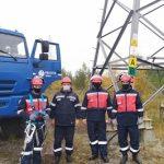 Вынгапуровский без света не останется: энергетики ликвидировали последствия учебного снегопада
