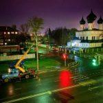 Игорь Шарошихин: Ярэнерго ответственно исполняет условия договора по обслуживанию системы уличного освещения в  областном центре
