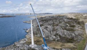 деревянная башня для ветряной турбины