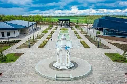 Мемориал Славы на Самбекских высотах, Ростов